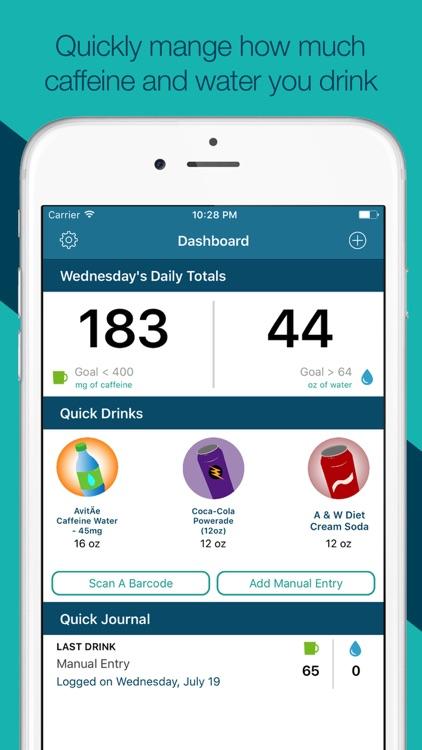 Caffiend - Caffeine Tracker screenshot-0