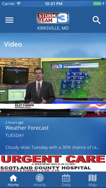 KTVO Weather screenshot-1