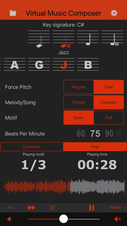 Virtual Music Composer