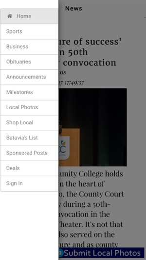 how to screenshot on an iphone the batavian on the app 19068