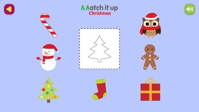 Match It Up - Christmas screenshot 5