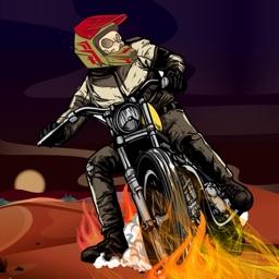 Extreme Moto Bike Rider