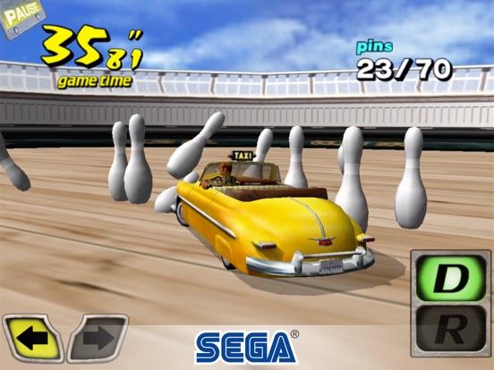 Скачать игру Crazy Taxi Classic