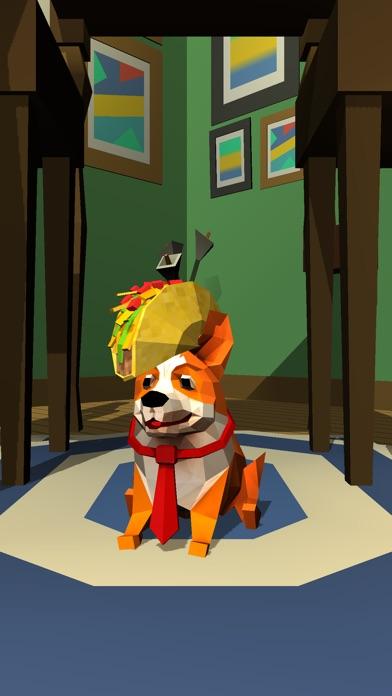 Super Doggo Snack Time
