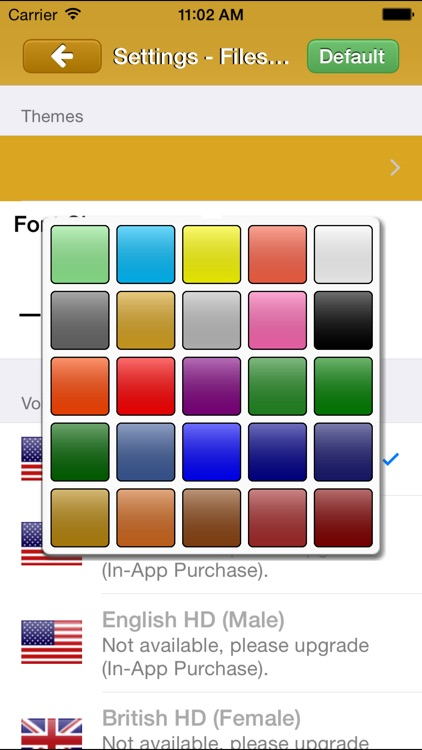 FilesOnTree Pro Lite - Tree File Explorer screenshot-3