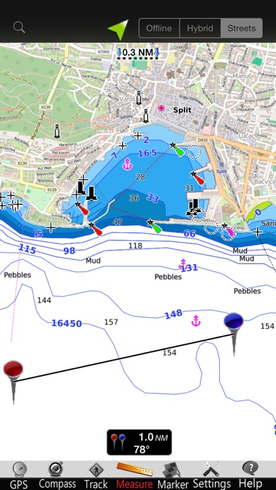 点击获取Croatia GPS Nautical Charts