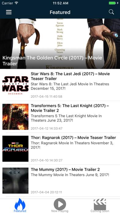 Trailer List