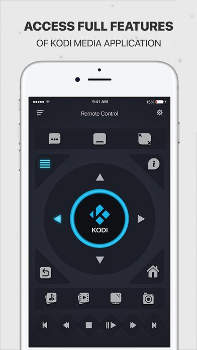 Tải về iRemote for Kodi cho Pc