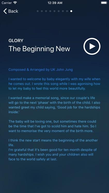 Papa's Song screenshot-3