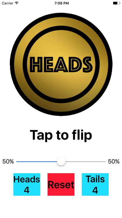 Coin Flip - App screenshot-3