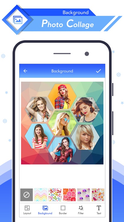 Photo Collage Maker Pro Editor screenshot-4