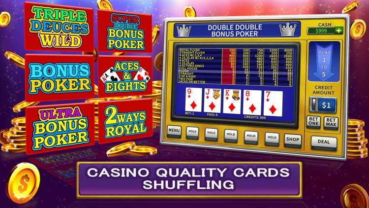 Video Poker High Limit screenshot-3