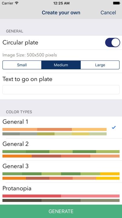 Color Vision Test Lite screenshot-3