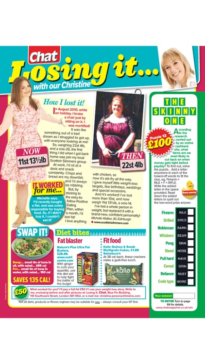 Chat Magazine North America screenshot-3