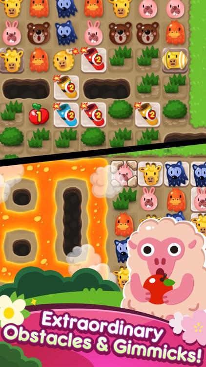 POKOPOKO The Match 3 Puzzle