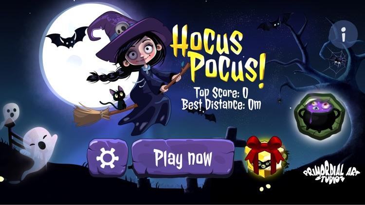 Hocus Pocus! screenshot-0
