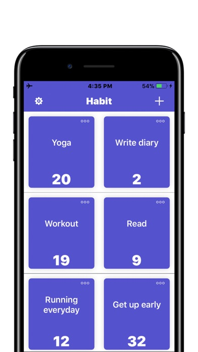 daily habit tracker to do list iphoneアプリ applion