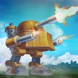 Steampunk 2 Tower Defense