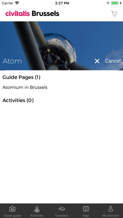 Brussels Guide Civitatis.com screenshot-9
