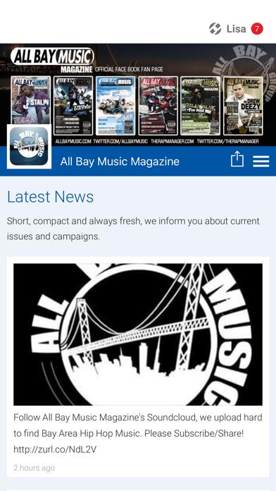 点击获取All Bay Music Magazine App