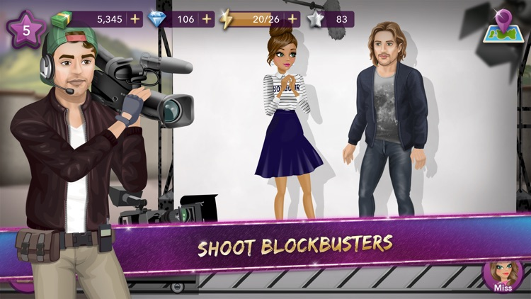 Hollywood Story screenshot-2