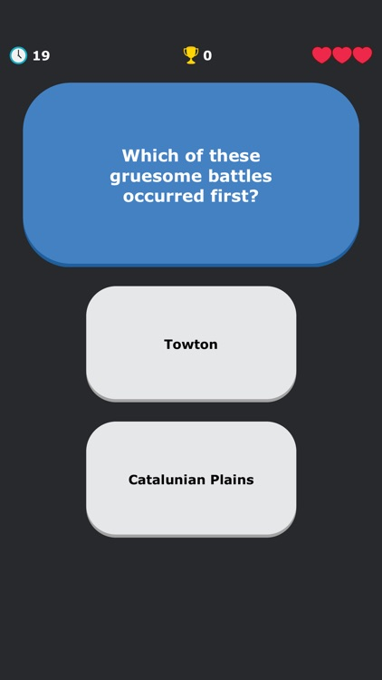 History Quiz - School Trivia screenshot-1