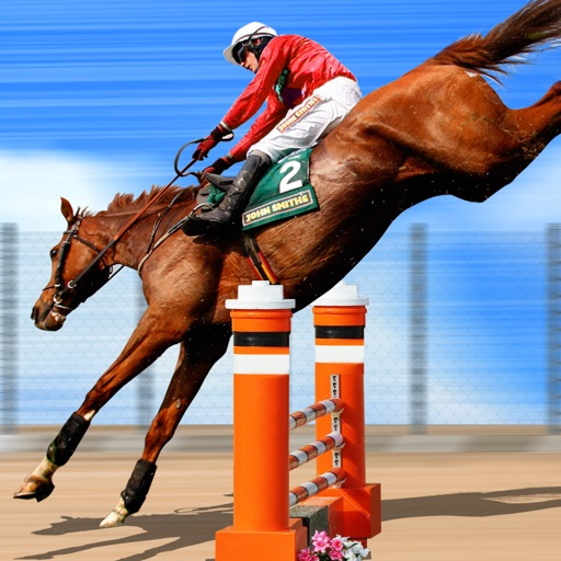 Horse Riding Racing Rally iOS App