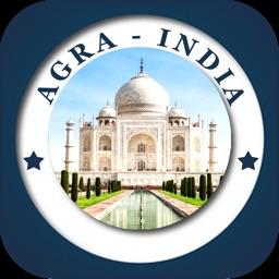 Agra india Offline Maps (eMap)