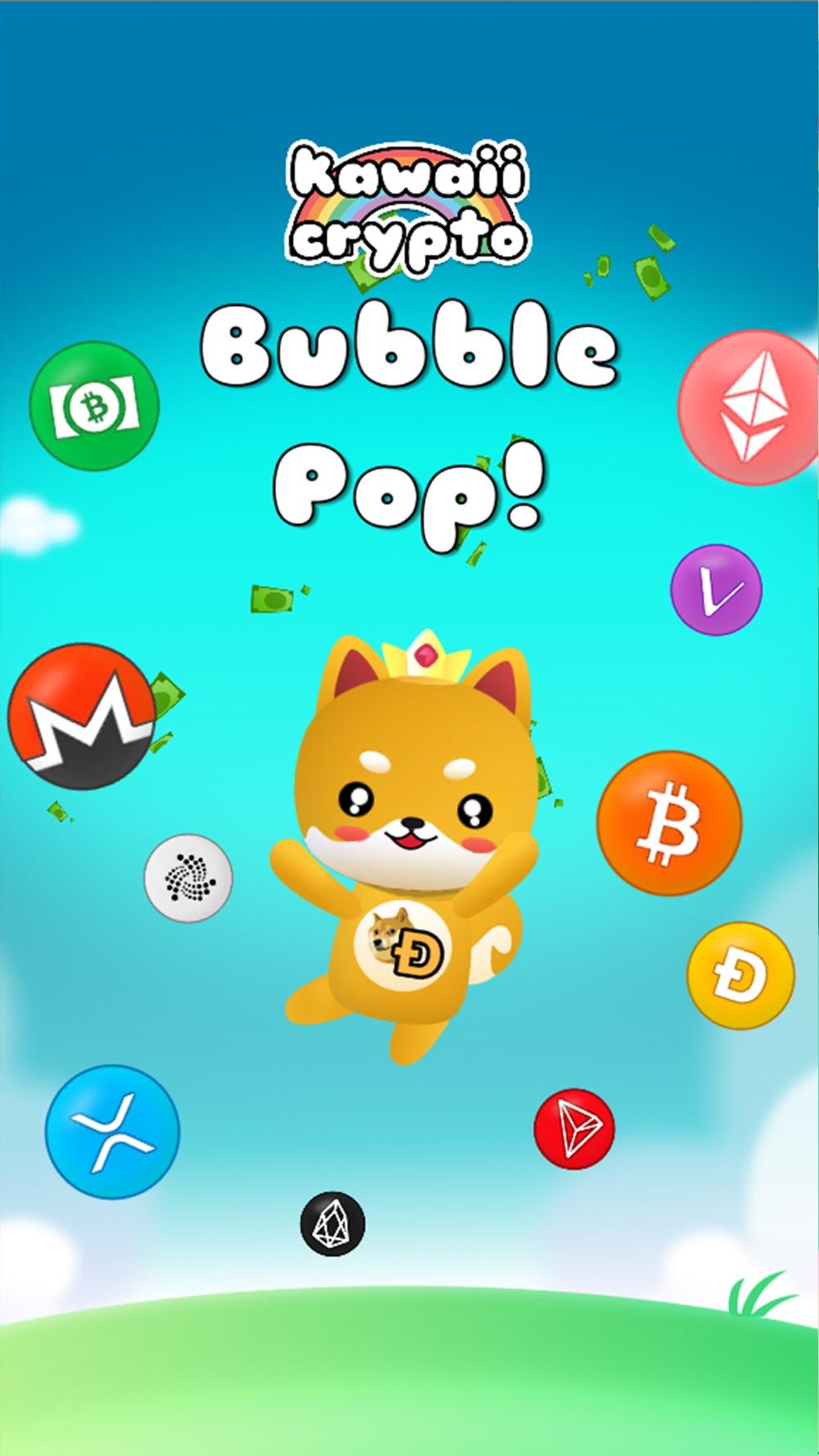 Kawaii Crypto Bubble Pop Cheat Codes