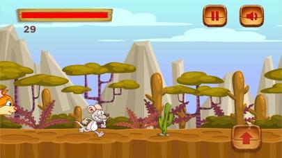 Cheesy Run: Baby Mouse Escape Screenshot on iOS