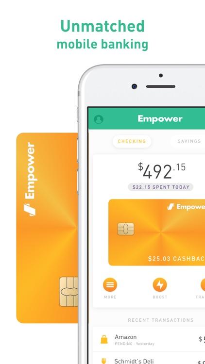 Empower - Banking & Budgeting