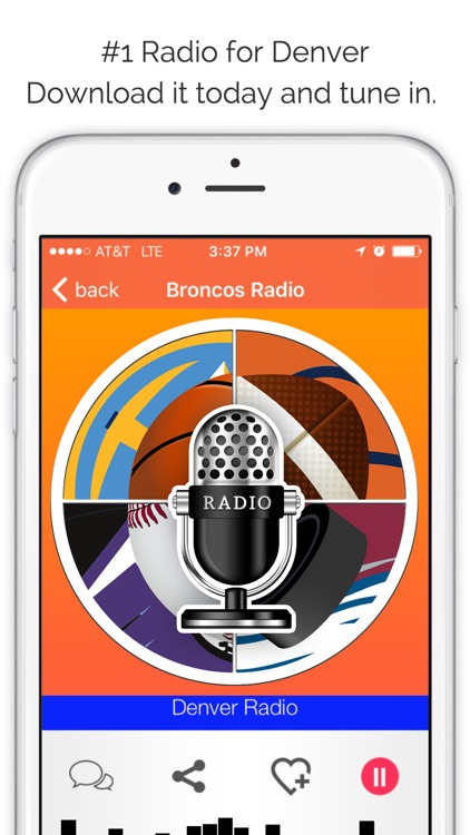 Denver Gameday Radio for Broncos Rockies & Nuggets
