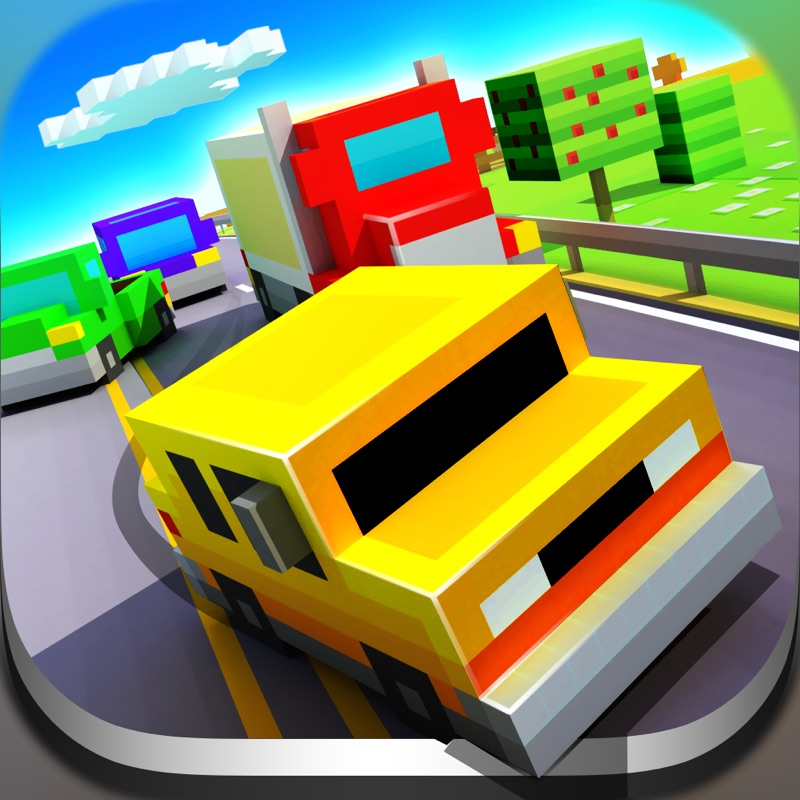 Blocky Highway Hack Tool