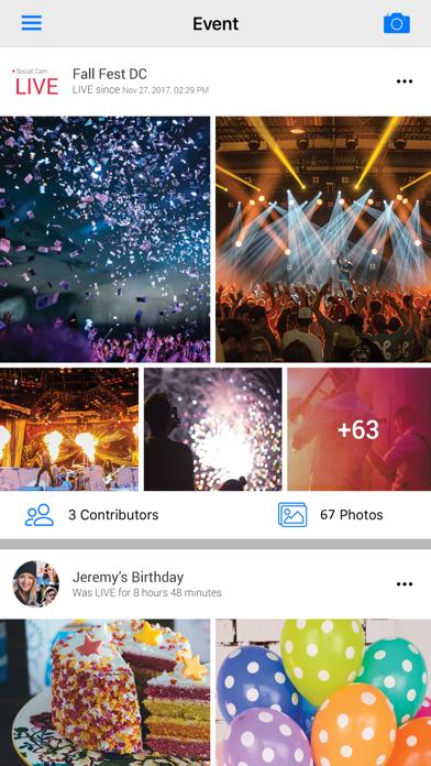 点击获取Social Cam - Photo Sharing App