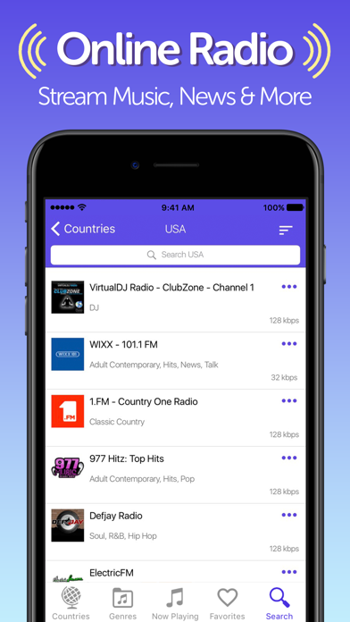Радио-FM Скриншоты3
