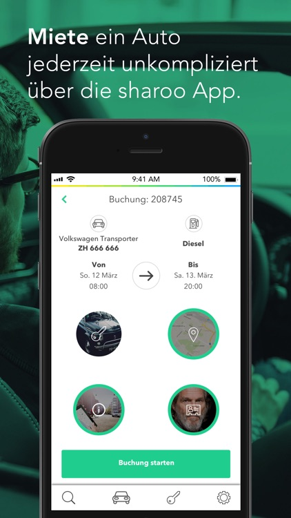 sharoo car sharing screenshot-3