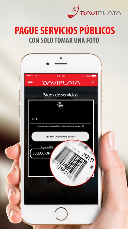 Daviplata El Salvador screenshot-3