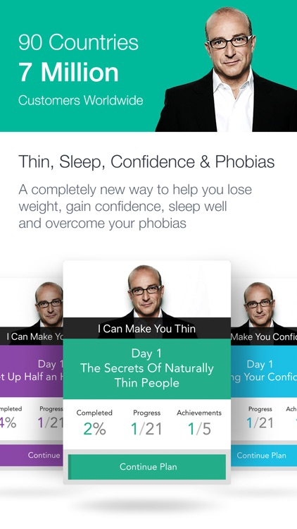 Paul McKenna - 7 Days screenshot-0
