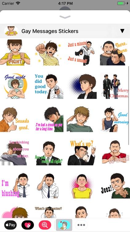 Gay Sticker screenshot-9