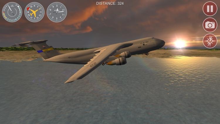Airplane Fly Tokyo Japan screenshot-3