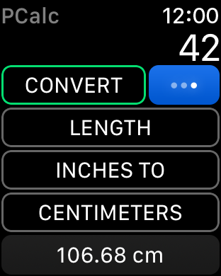 Screenshot #14 for PCalc - The Best Calculator