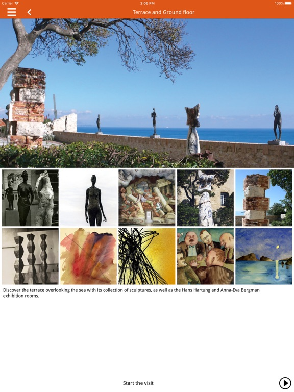 Picasso Antibes screenshot 10