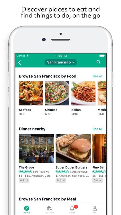 TripAdvisor Hotels Restaurants screenshot-3