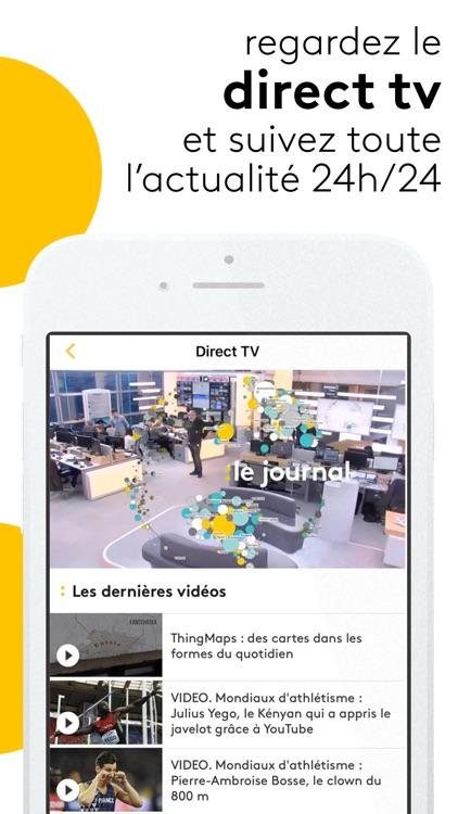 franceinfo: l'actu en continu screenshot-3