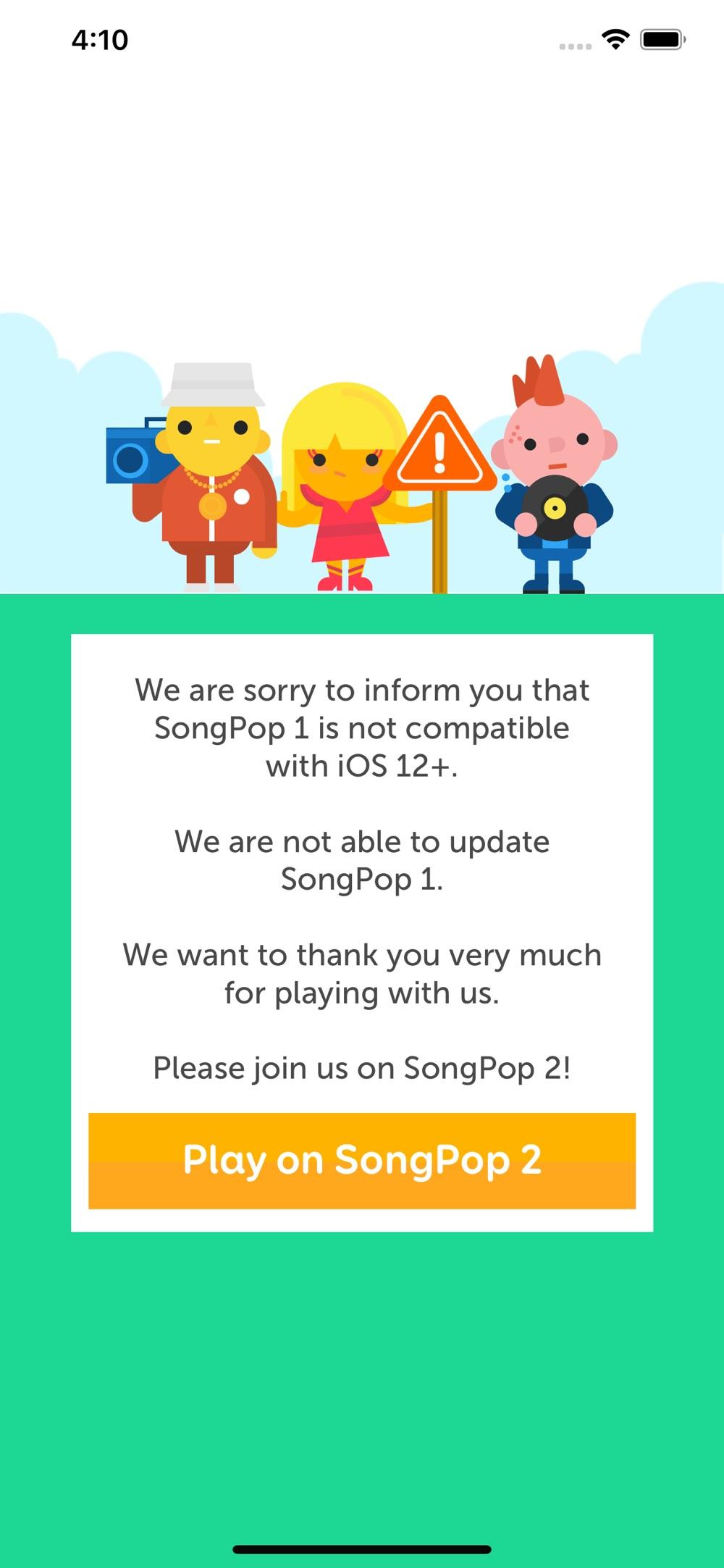 SongPop 1 Cheat Codes