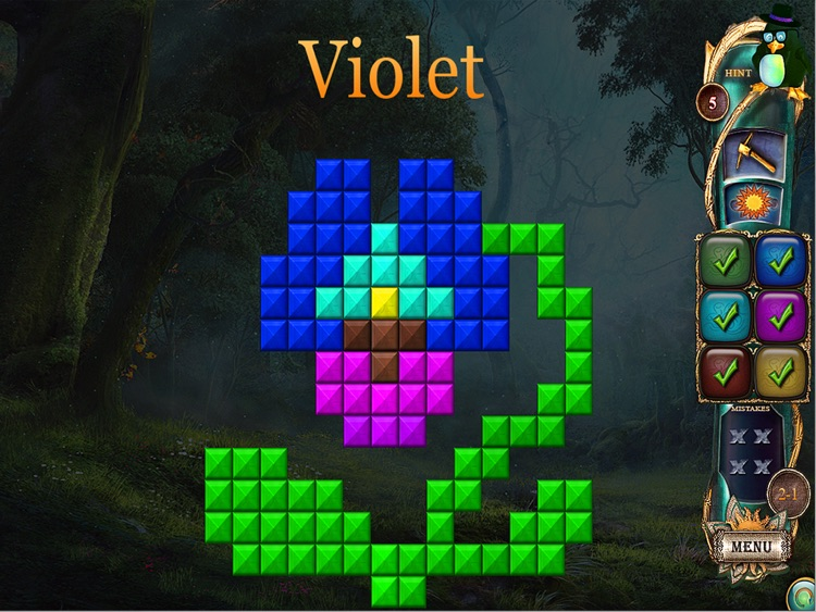 Fantasy Mosaics 16 screenshot-3