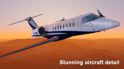 Screenshot from Aerofly FS 2 Flight Simulator