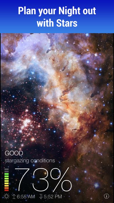 Sky Live - Stargazing Forecast screenshot
