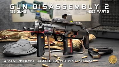 Gun Disassembly 2 par Noble Empire Limited