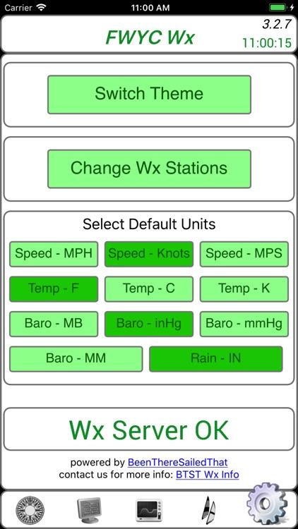 btstWx PRO screenshot-5